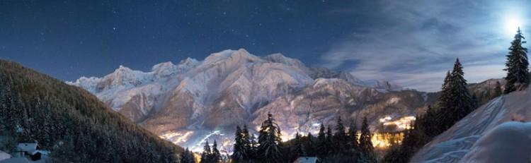 Les Houches 16 Le Bettey hiver 2021