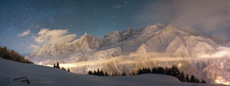 Les Houches 42 Alpage de Chailloux 2 hiver 2021