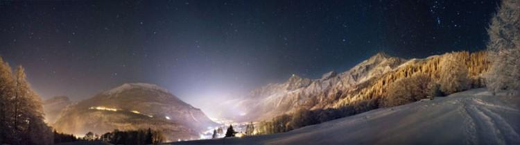Les Houches 5 La Friaz hiver 2021