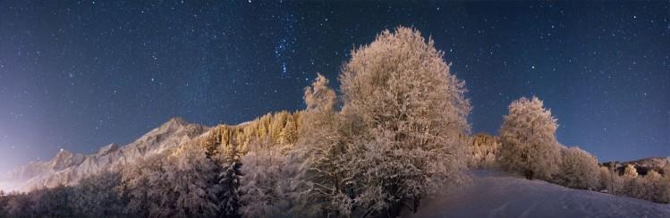 Les Houches 7 La Friaz hiver 2021