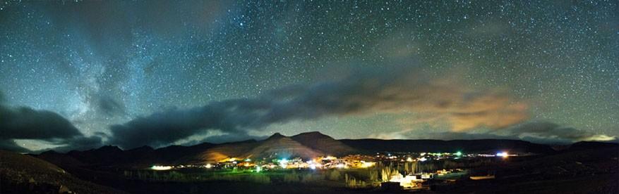 Agoudal nuit 3 Haut Atlas Central