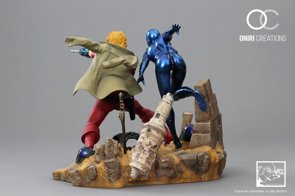 Statue cobra the space pirate manga8