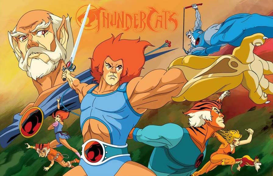 thundercats naoseinada