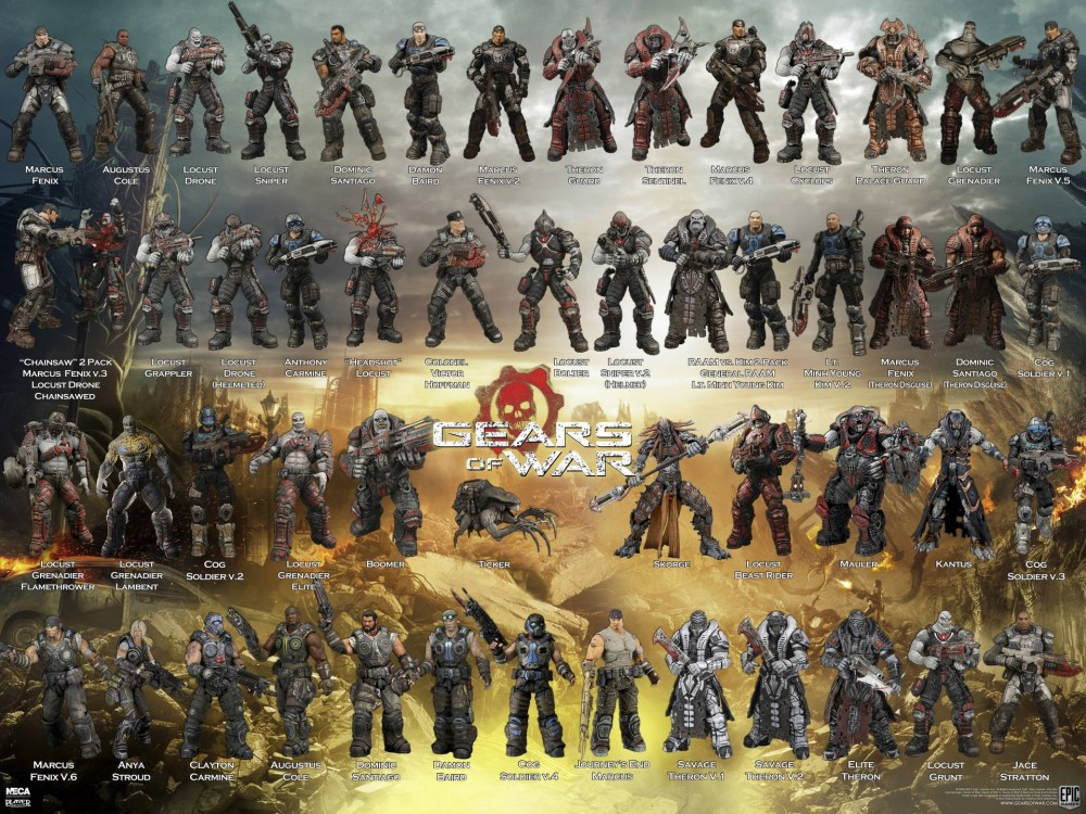 Gears of war visual guide 1920