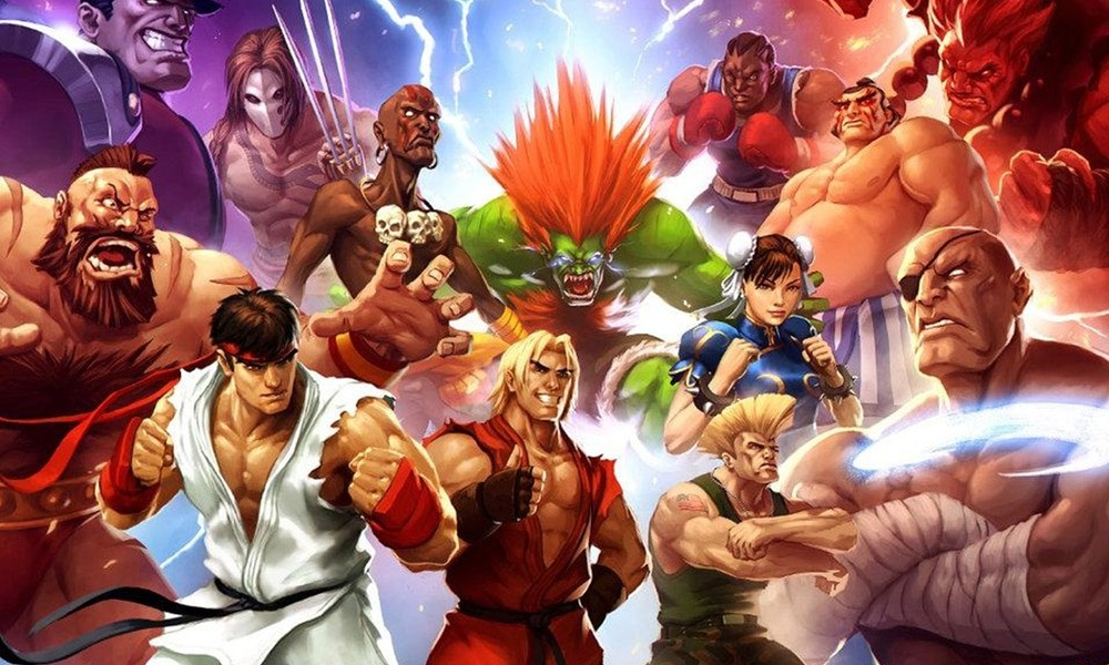 street fighter blanka pnl playstation