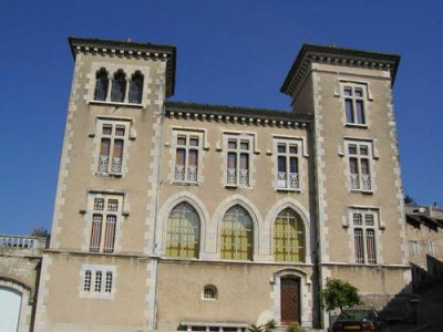Marsanne chateau