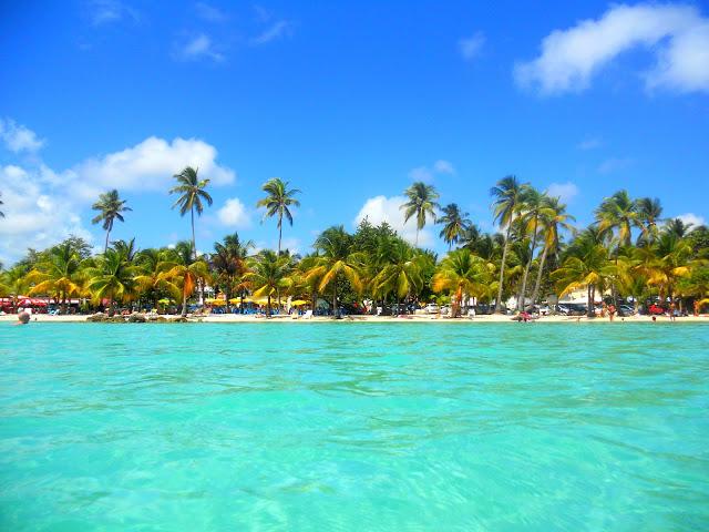 Plage Communale Sainte Anne Guadeloupe Paradis Manon