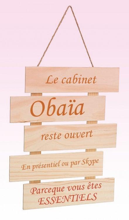 Panneaux bois Obaia