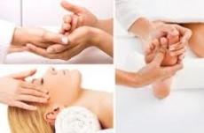 Massage mains et crane