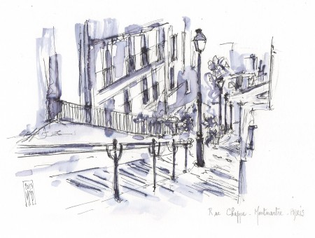 paris rue chappe