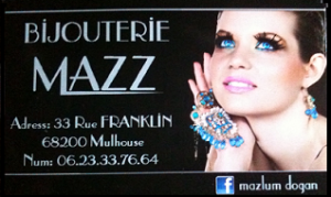 Bijouterie Mazz