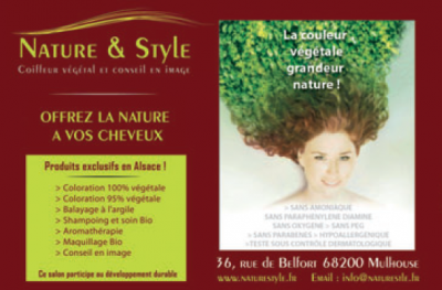 Nature et Style web