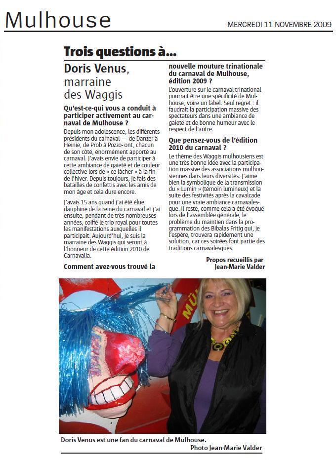 Article Alsace 11 11 2009 bis