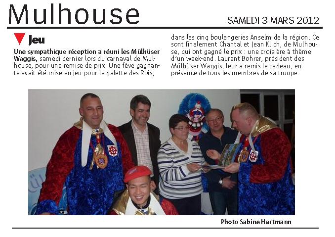 Article Alsace Remise Croisiere 2012