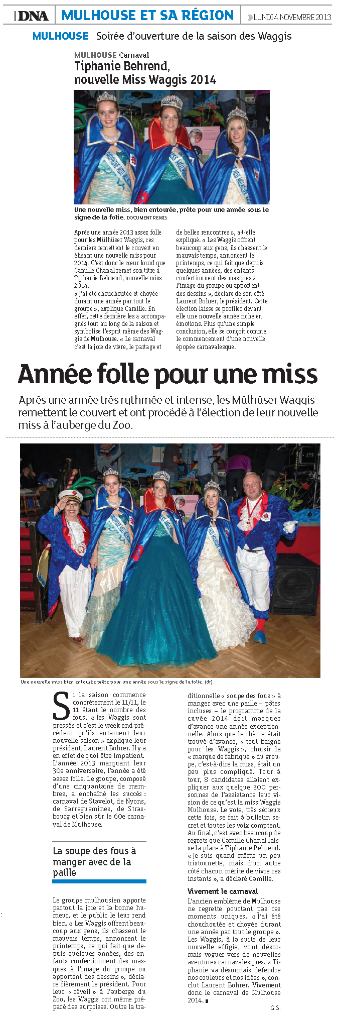 Article Miss 2014 DNA