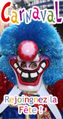 Rejoingnez la fete Carnaval