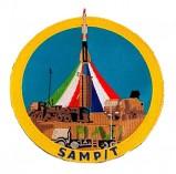 x SAMP T jaune