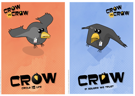 auteurs crows