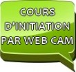 Cours d  initiation par web cam