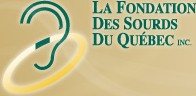 fondation des sourds du quebec
