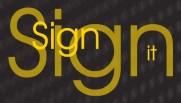 sign it