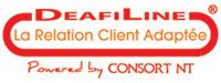 deafiline logo