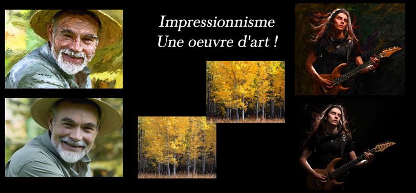 impressionniste pixgraphie