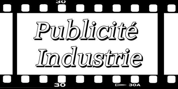 publicite industrei