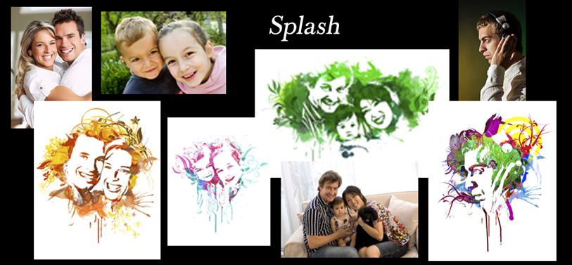 splash pixgraphie