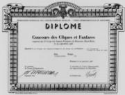 Diplome clique