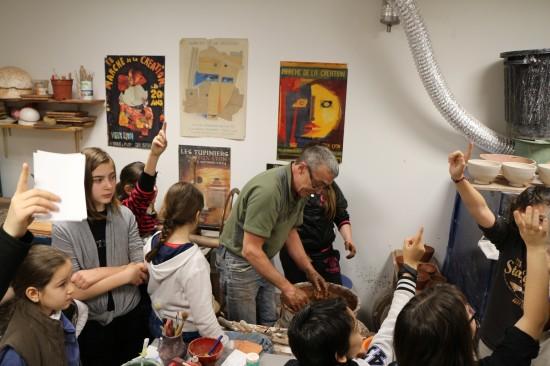 enfants atelier jema trevoux