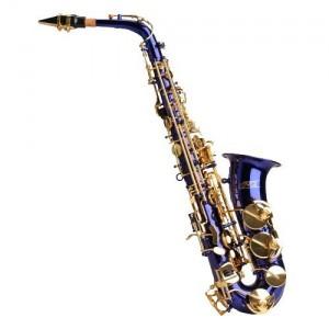 Blue Alto Sax