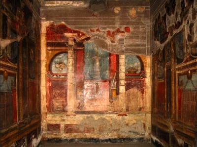 Oplontis Triclinium Room 24
