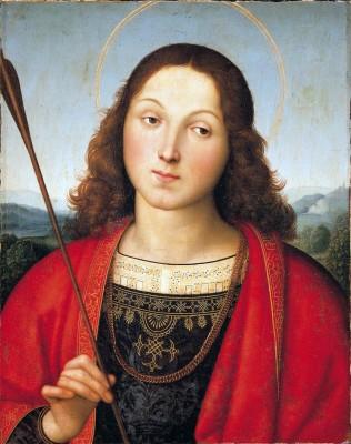 San Sebastiano Raffaello Sanzio analisi