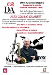 Affiche Concerto Re 2018