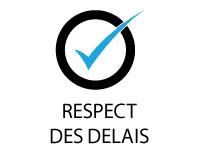 respect delais