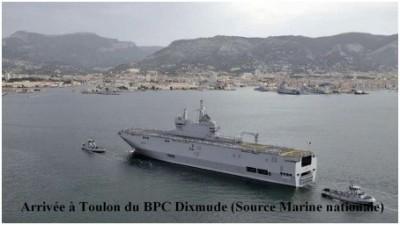 Photo BPC Dixmude