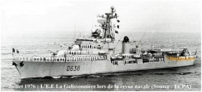 Photo EE La Galissonniere