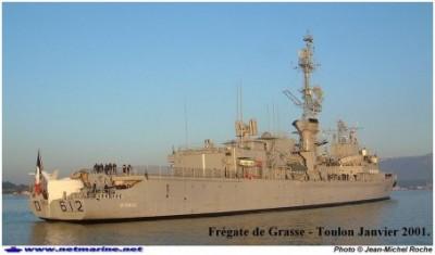 Photo fregate ASM De Grasse