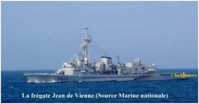 Photo fregate ASM Jean de Vienne