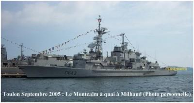 Photo fregate ASM Montcalm