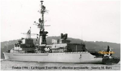 Photo fregate ASM Tourville