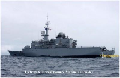 Photo fregate Floreal