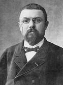 Portrait de Henri Poincare