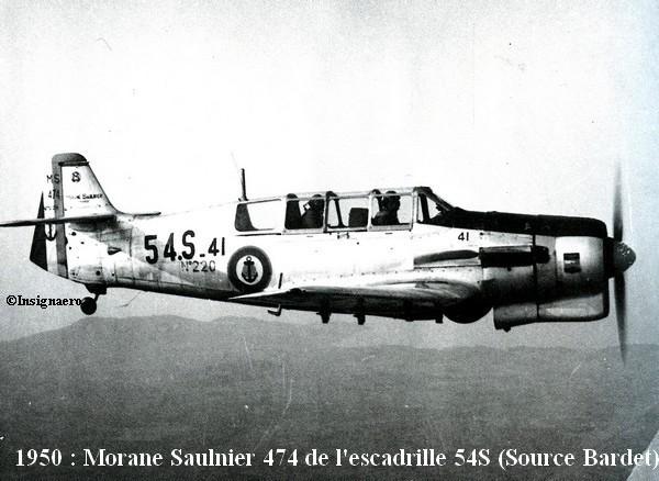 1950 MS 4744 de la 54S
