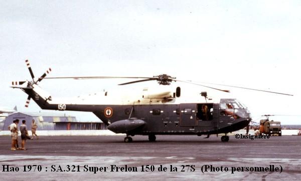 1970 sur Hao. SA 321 numero 150