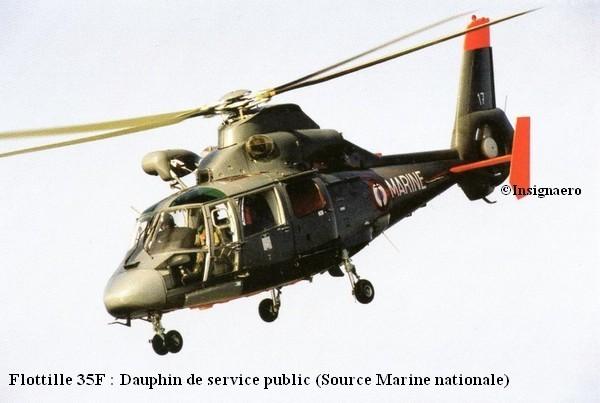 35F helicoptere Dauphin de service public