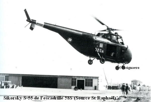 58S Siko S.55 a Frejus