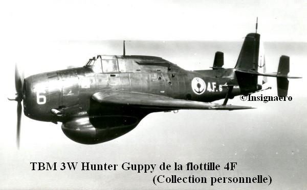 A la 4F  TBM 3W Hunter Guppy