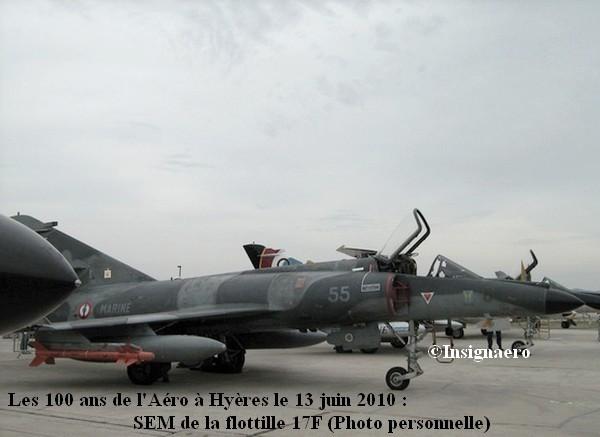SEM de la 17F Hyeres le 13 juin 2010